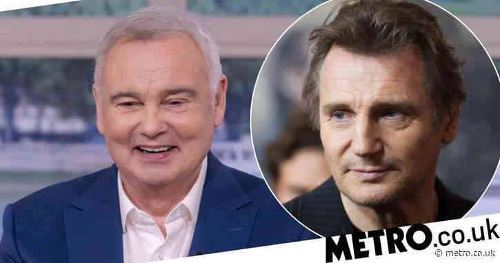 Eamonn Holmes reveals Liam Neeson's advice on dealing with chronic pain: 'Motion is your lotion'
