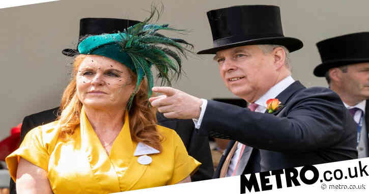 Fergie calls her ex-husband Prince Andrew a 'thoroughly good man'