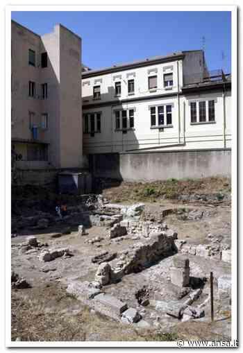 Area archeologica in centro Cagliari acquistata dallo Stato - Sardegna - Agenzia ANSA