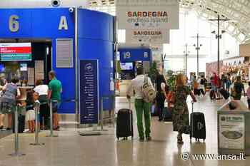 Aeroporto Cagliari: boom di passeggeri, 450mila a luglio - Agenzia ANSA