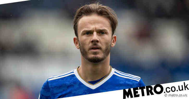 Arsenal make player-plus-cash offer for Leicester City star James Maddison