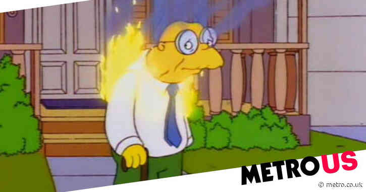 'Good Moleman to you': Beloved The Simpsons character Hans Moleman turns 100