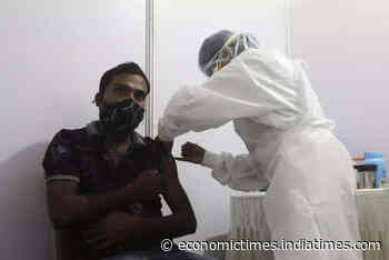 Coronavirus Live Updates: Vaccine doses administered in July more than double of that in May, says Health... - Economic Times