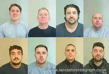 Drug gang sentenced to more than 100 years in jail