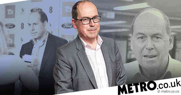 Rory Cellan-Jones quits BBC after 40 years as Dan Walker and Naga Munchetty lead well-wishes to 'utterly brilliant man'