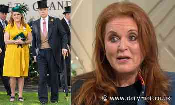 Sarah Ferguson says Prince Andrew is a 'thoroughly good man' who is a 'really good grandfather'