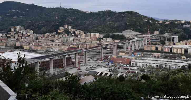 Genova, un anno fa veniva inaugurato il nuovo viadotto sul Polcevera: il ponte delle deroghe