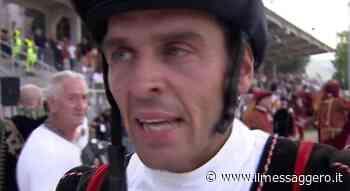 Quintana, il cavaliere Massimo Gubbini da Foligno, vince ad Ascoli Piceno davanti a Luca Innocenzi e Pierluigi Chicchini - ilmessaggero.it