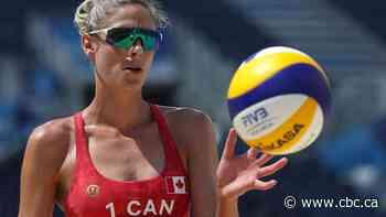 Kitchener beach volleyballer Sarah Pavan finds new fans through love of anime series 'Haikyuu'