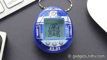 Star Wars' R2-D2 Is Soon Coming as a Pocket-Size Tamagotchi Pet