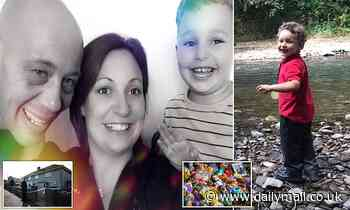 Dead boy, 5, was due to be pageboy at mother and stepfather's wedding