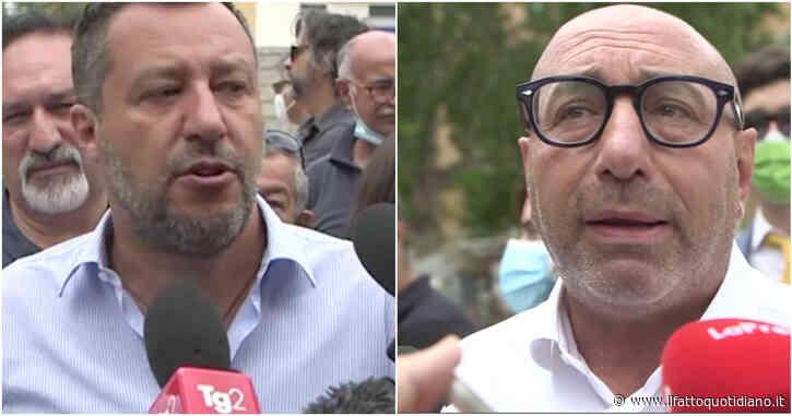 """Milano,  il candidato di centrodestra Bernardo: """"Sì all'obbligo vaccinale per gli insegnanti"""". Ma poco dopo Salvini dice il contrario"""