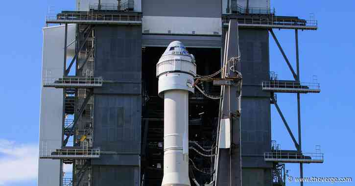 Watch Boeing launch its astronaut capsule to space