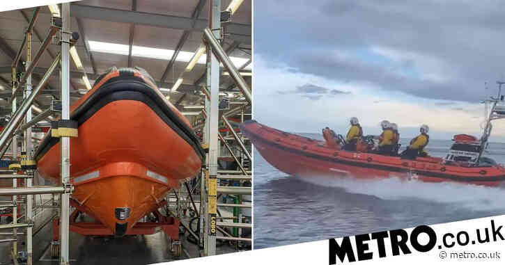 Woman left money in her will to buy new lifeboat for RNLI