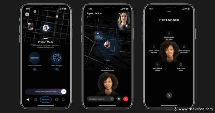 Crime-tracking app Citizen now includes a premium-priced safety help line
