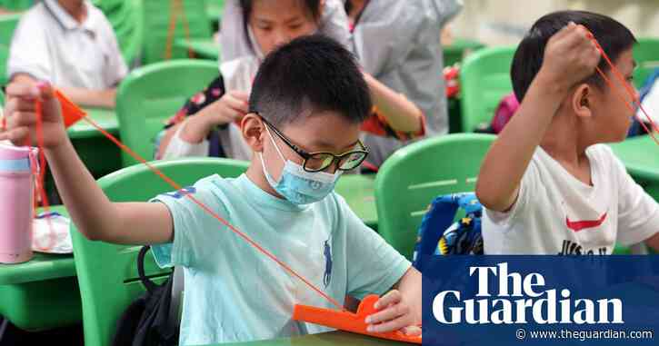 China's crackdown on tutoring leaves parents with new problems