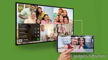 JioFiber Users Can Now Make Video Calls from TV Using Their Android Smartphone, iPhone Camera