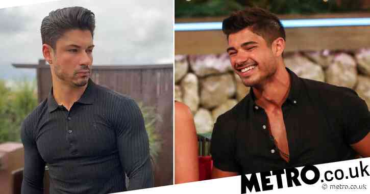 Love Island 2021: Anton Danyluk looks totally unrecognisable as he unveils ripped physique