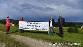 """ICE-Werk """"so groß wie Landebahn am Flughafen"""" - Nordbayern.de"""