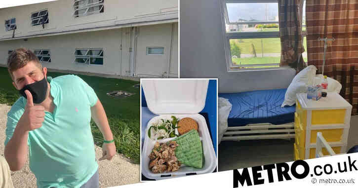 Brit forced to quarantine in Barbados says UK 'could learn from harsher system'