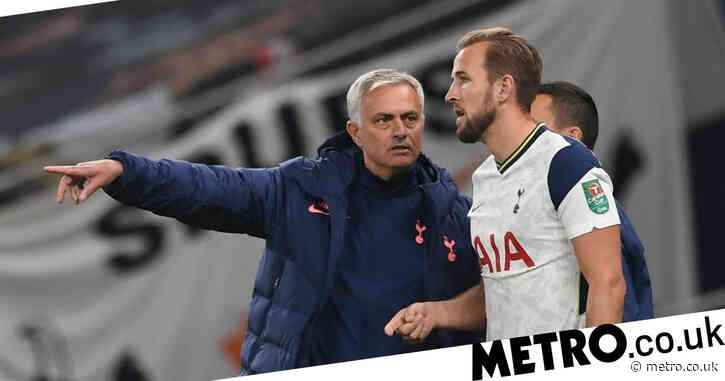 Harry Kane angered Jose Mourinho with previous self-isolation mishap