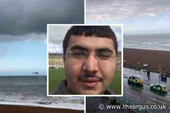 Tributes to 'loved' father who drowned off Brighton pier