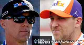 Debate: Can anyone knock Harvick or Hamlin out of the NASCAR Playoffs?