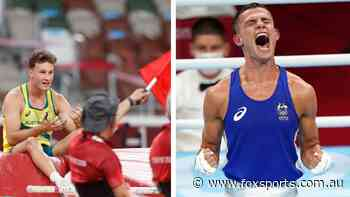 Boxer finally ends 33-year curse; Aussies stun world no.1 in 'red-hot' boilover: Wrap