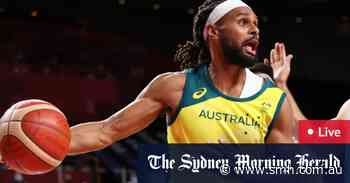 Tokyo Olympics as it happened: Boomers charge to semis, Kookaburras reach gold match, 'unacceptable behaviour' on flight
