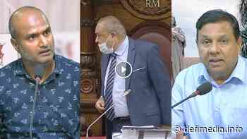 Y a-t-il eu un coup planifié pour éviter la question sur Angus Road au Parlement ? - Le Defi Media Group