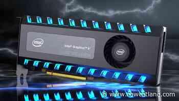 Une petite CG Intel Xe-HPG DG2 128 EU à 2.2 GHz se montre - Cowcotland