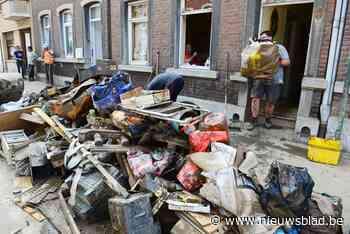 Gemeente schenkt 5.000 euro voor slachtoffers wateroverlast (Sint-Gillis-Waas) - Het Nieuwsblad