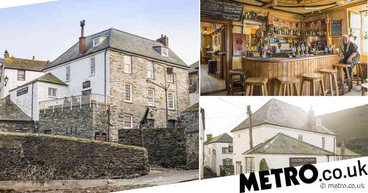 St Austell pub from Doc Martin looking for new owner