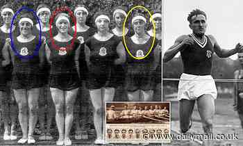 New book remembers Olympian heroes who died in World War Two