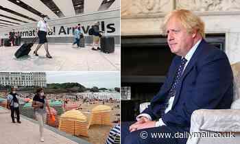 Ministers 'set to streamline international travel traffic light rules'