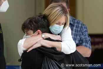 Covid Scotland: Emotional reunion for nurse at Glasgow Airport as quarantine-free travel begins - The Scotsman
