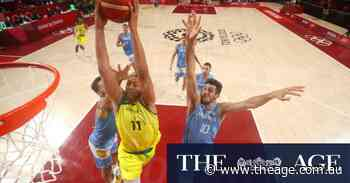 Australia destroys Argentina and basketball medal curse is ripe for the breaking