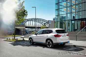 BMW verkocht in eerste jaarhelft recordaantal auto's, voorspelt moeilijker tweede semester