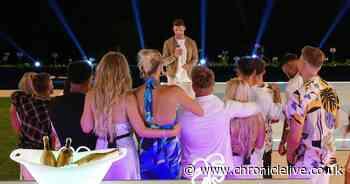 'Desperate' Liam makes Love Island speech to get Millie back