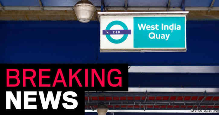 Man fighting for his life after being stabbed outside London station