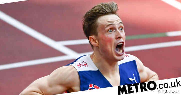 Karsten Warholm slams Nike super shoes after smashing 400m hurdles world record