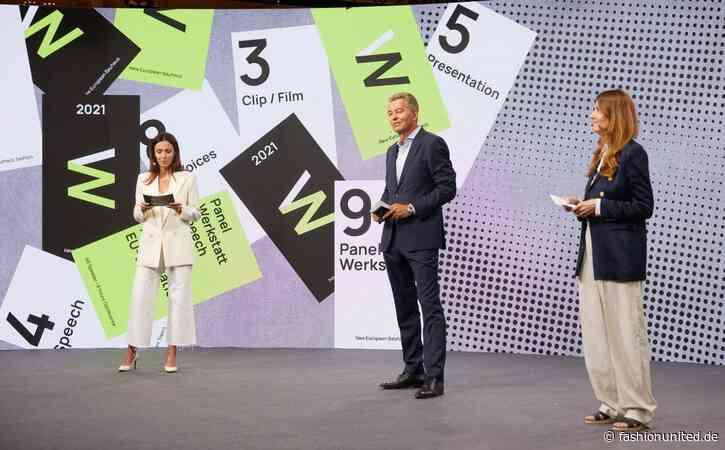 Video: Eröffnungskonferenz   The New European Bauhaus – Werkstatt der Zukunft