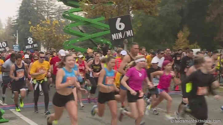 Sacramento's 'Run To Feed The Hungry' To Return, Early Registration Now Open