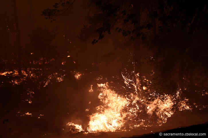Dixie Fire Grows To 253,052 Acres After Prompting New Evacuation Orders On Monday