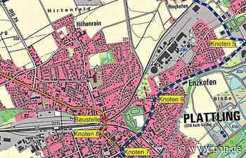 Wegen Montagearbeiten: Bundesstraße vorübergehend gesperrt - Plattling - Passauer Neue Presse