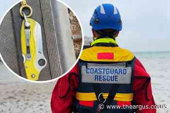 Sussex Police make appeal about Newhaven HM Coastguard theft