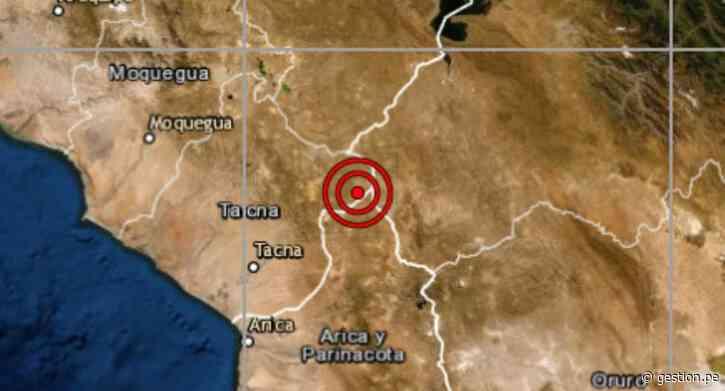 Sismo de magnitud 5.6 se registró esta tarde en Pucallpa - Diario Gestión