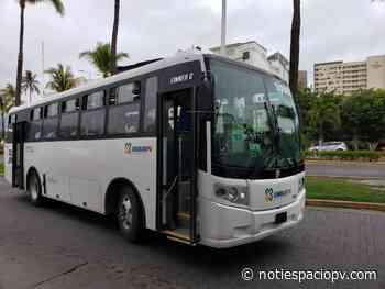En Puerto Vallarta, 25 camiones de Unibus PV saldrán a ruta - NotiEspacio PV