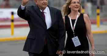 Beatriz Gutiérrez Müller acompaña a AMLO en su viaje a Puerto Vallarta - La Verdad Noticias
