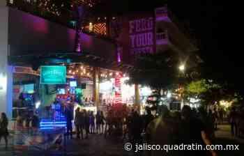 Aperciben 12 negocios y clausuran 3 en Puerto Vallarta - Quadratín Jalisco